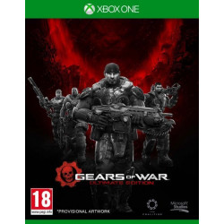 JUEGO XBOX ONE GEARS OF WAR - ULTIMATE EDITION