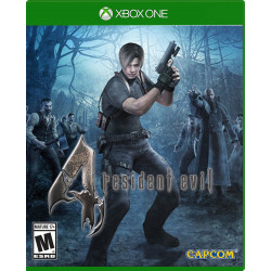 JUEGO XBOX ONE RESIDENT EVIL 4