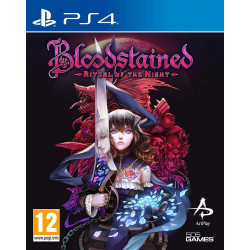 JUEGO PS4 BLOODSTAINED: RITUAL OF NIGHT