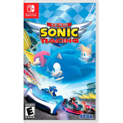 JUEGO NSW - SONIC TEAM RACING (SWITCH)