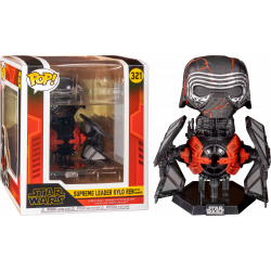 FIGURA FUNKO DELUXE: STAR WARS: THE RISE OF SKYWALKER - SUPREME LEADER KYLO REN