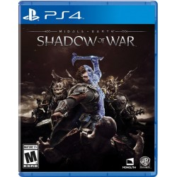 JUEGO PS4 MIDDLE EARTH: SHADOW OF WAR PS4