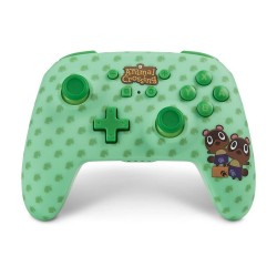 CONTROL PARA  NINTENDO SWITCH POWER A  AC TIMMY AND TOMMY NOOK (PWA-A-A02381)
