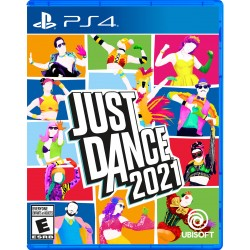 JUEGO PS4 - JUST DANCE 2021