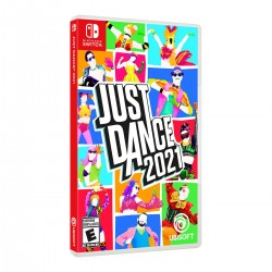 JUEGO NSW - JUST DANCE 2021