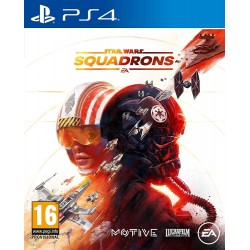 JUEGO PS4 - STAR WARS SQUADRONS