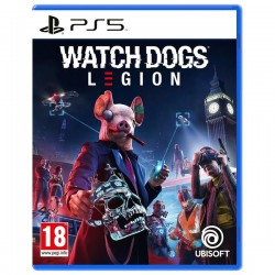 JUEGO PS5 - WATCH DOGS LEGION LIMITED EDITION