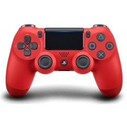 CONTROL PARA PS4 DUAL SHOCK 4 WIRELESS  - MAGMA RED