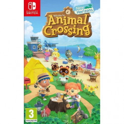 JUEGO SWITCH ANIMAL CROSSING: NEW HORIZONS - PRODUCTO NUEVO