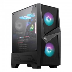 GABINETE GAMER MSI MID TOWER MAG FORGE 100R