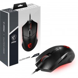 MOUSE GAMER MSI OPTIX PROMO CLUTH GM08 ONLY