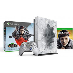 CONSOLA XBOX ONE X 1TB GEARS OF WAR EDITION