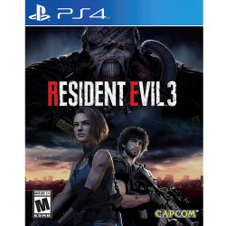 JUEGO PS4 - RESIDENT EVIL 3